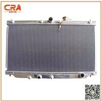 Wholesale CRA Performance High Quality M T Aluminum Car Radiator for Honda Accord