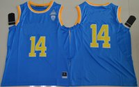 best college football jersey - UCLA Bruins College Basketball Jersey Material Rev Basketball jersey Best quality Embroidery Logos Size S XXL