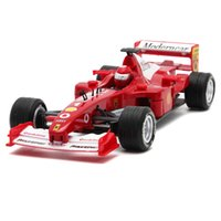 Wholesale 1 Collectible diecast Formula model cars mclaren F1 with pull back function sound light as souvenir or toys for children