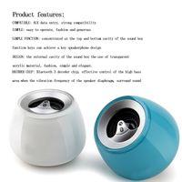 automotive subwoofers - Fashion Magic Ball Mini Bluetooth Car Computer Mobile Phones Small Speakers Computer Accessories and Automotive Fashion Products