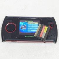 Wholesale Christmas gifts game players MD game machine Sega Handheld game machine