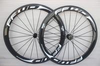 Wholesale Fast Forward FFWD F5R wheels full carbon fiber road bike wheels carbon wheelset c rims carbon bicycle wheels clincher or tubular mm