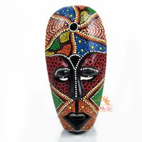 bar thailand - Thailand stippling mask African totem decorative wall hanging wall act the role ofing sitting room decoration bar club characteristics