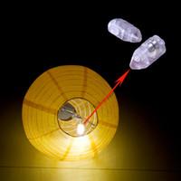 al por mayor china lámpara-Navidad mini LED balon bulbos de lámpara ligeros para el chino del partido linterna de papel suministros de la boda del partido de Halloween decoración toycity