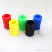 Wholesale Pro Tattoo Grip Cover Soft Silicone Tattoo Rubber Grip for Tattoo Grip mm mm Grips Colors High Quality