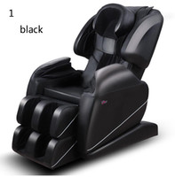 Wholesale Luxury massage chair household terrella full body massage device multifunctional electric massage sofa chair PU material tb180902