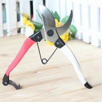 Wholesale 0 cm blade pruner carbon steel top quality pruner sharp durable pruning tools for garden fruit tree cutting bonsai potted plant cutting