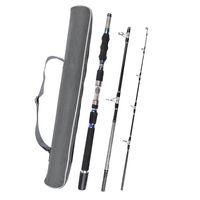 aluminum tube sections - Casino Travel Spin Fishing Rod Sections Travel Rod With A Aluminum Tube Spinning Fishing Rod1 m M m