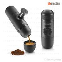 Wholesale Minipresso portable manual mini machinist pressure capsule coffee machine ml bar