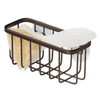 bathroom space saver - DHL Space Saver Storage Rack Bathroom Kitchen Shelf Organizer