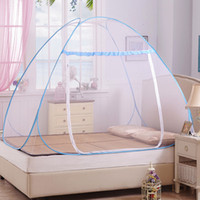 Wholesale Hotest Summer Mosquito nets to Avoid Zika Kaya worms Olympic for Chinese Athletes measures simple assembly tent