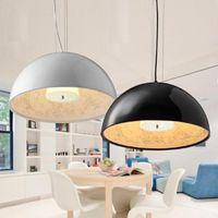 bar style dining table - FLOS Italy Chandeliers Ceiling Pendant Lamp Skygarden Restaurant Bar Table Lamps European Style Fashion Simple Pendant Light cm cm cm