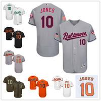 baltimore fashion - Baltimore Orioles Adam Jones Majestic MLB Baseball Jerseys White Black Gray Fashion Stars Cheap Outlets Store