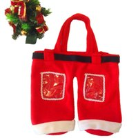 Cheap Indoor Christmas Decoration christmas gift bags Best Mixed remark desings  christmas bags