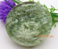 Wholesale Exquisite jade dragon belt buckle belt buckle free shipp