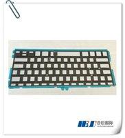 Wholesale New Original Laptop NO keyboard For MacBook Air quot A1369 A1466 US Backlight EMC2392 EMC2632