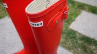 apricot wholesalers - Hunter Boots Womens Wellies Wellingtons Wellington Boots Welly Boots Hunter Waterproof Knee Boots Rainboots Rain Boots Glossy matte Shoes