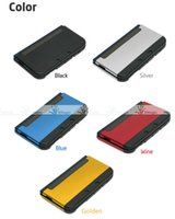 3ds xl - Aluminum Metal Tone Piece Protective Skin Cover Case For Nintendo New DS XL