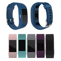 Wholesale Replacement Pure color lines Sports Silicone Wrist Band Holder Bracelet For Fitbit Charge Bracelet Wrist Watch Design Newest FC0072