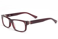 amber sheet - Fashion Retro Vintage Sunglasses Carter Optical Eyeglasses Frames Men Unisex Famous Brand Sheet Women Full Rim Eyewear Retro