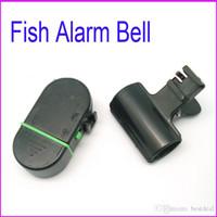 Precio de Caña de pescar en venta-Venta al por mayor alarma de pesca buscador de mordedura de la pesca campana electrónica Rod poste de luz LED con pescado Encuentra Dadget 2016 ventas calientes