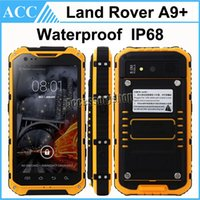 Wholesale ALPS Land Rover A9 A9 Waterproof IP68 Rugged Phone inch MTK6592 Octa Core GB RAM GB ROM MP Camera WCDMA G Outdoor Mobile Phone