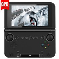 Wholesale GPD XD RK3288 G G inch Game Tablet PC Quad Core IPS Android Game Player Video Handheld Game Console Black