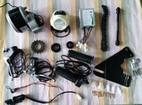 Wholesale MY1016Z2 w v electric bike motor kit electric bike kit electric bicycle motor
