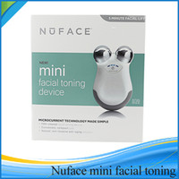 Wholesale Nuface Mini Facial Toning Anti Aging Skin Care Treatment Device facial massager device VS MIA also have PMD PRO HQ