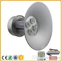 Wholesale Super bright W W W LED High Bay Industrial LED Light V led down lamp lights beam angle led high bay light