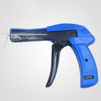 automatic cable tie - HS A automatic cable nylon band tensioning tools nylon band tying tool cable tie gun rapid strapping