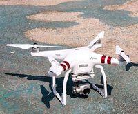 Bon Marché Dji drones de caméra fantôme-100% Original Dji Phantom 3 Standard Haute Qualité Hélicoptère FPV Caméra Drone RC avec 2.7K caméra HD et 3-Axis Gimbal