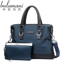 Wholesale new genuine leather briefcase laptop leather bag for inch notebook computer inch laptop bag