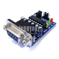 Wholesale MAX232 RS232 COM Serial Port to TTL Converter Module Board max232 converter max232 max232