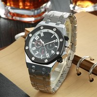belt with stones - Hot Luxury Watch Mechanical Automatic Movement Mens Watches Top Brand A Stylish Sub dials working Dial Rubber Band Wristwatches for Mens