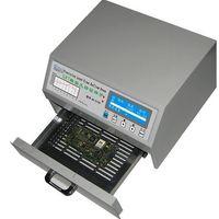 Un four de brasage par refusion France-QS-5100 600W Desktop Automatique sans plomb Reflow Four pour SMD Rework, surface de soudure 180 * 120mm