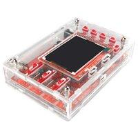 Wholesale DIY Case Shell diy oscilloscope kit Cover Parts Cover for DSO138 Oscilloscope oscilloscoop Accessory oszilloskop DIY box