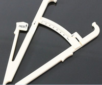 Wholesale Keep Slim Body Measure Caliper Personal Body Loss Fat Caliper Tester Accurate Measure Fitness Equipment
