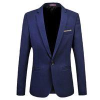 american apparel blazer - American Apparel Accessories Men s Clothing Branding Suits Blazer Blazers European Style XL Mens Blazer Jackets Designer S1933