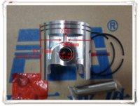 Wholesale Motorcycle piston DT cc piston piston diameter is mm piston pin is mm two stroke