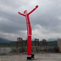 air dancer tube - m cm tube diameter one leg santa inflatable air dancer sky tubes
