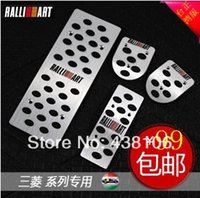 Wholesale Mitsubishi Galant Accelerator pedal High Quality Clutch Pedal Auto gas pedal Stainless steel brake pedals