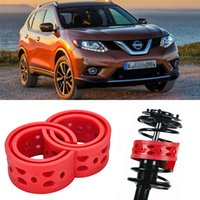 Wholesale 2pcs Super Power Rear Car Shock Absorber Spring Bumper Power Cushion Buffer Special For Nissan X trail