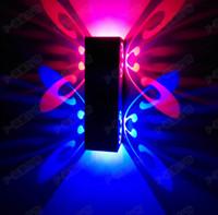 Wholesale NEW Modern W led wall light AC85 V restroom bathroom bedroom reading wall sconce lamp decoration light