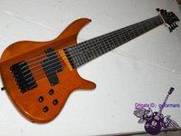 Wholesale New Guitar Factory Bass Guitar Natural Strings Electric Bass Guitar from china OEM Guitar