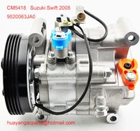 Wholesale 4pk mm auto ac Compressor for Suzuki Solio Swift III SX4 JA0 JA1
