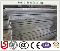 Wholesale Construction and Engineering steel metal galvanized and painting scaffolding plank GI PIPE
