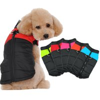 Wholesale Dog Clothes For Small Dogs Winter Puppy Chihuahua Pet Dog Clothes Waterproof Medium Large Dog Coat Jacket Ropa Para Perros S XL