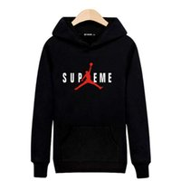 Wholesale 2016 New High Quality T Shirt Arrival xl Cotton Superme Sweatshirt Men Autumn Winter Hip Hop in Mens Hoodies