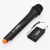 Wholesale VHF Wireless Handheld Dynamic Multimedia Microphone System